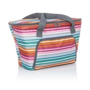 Thirty One Family Picnic Thermal Lollipop Stripes